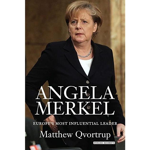 Angela Merkel: Europe's Most Influential Leader – BookReview