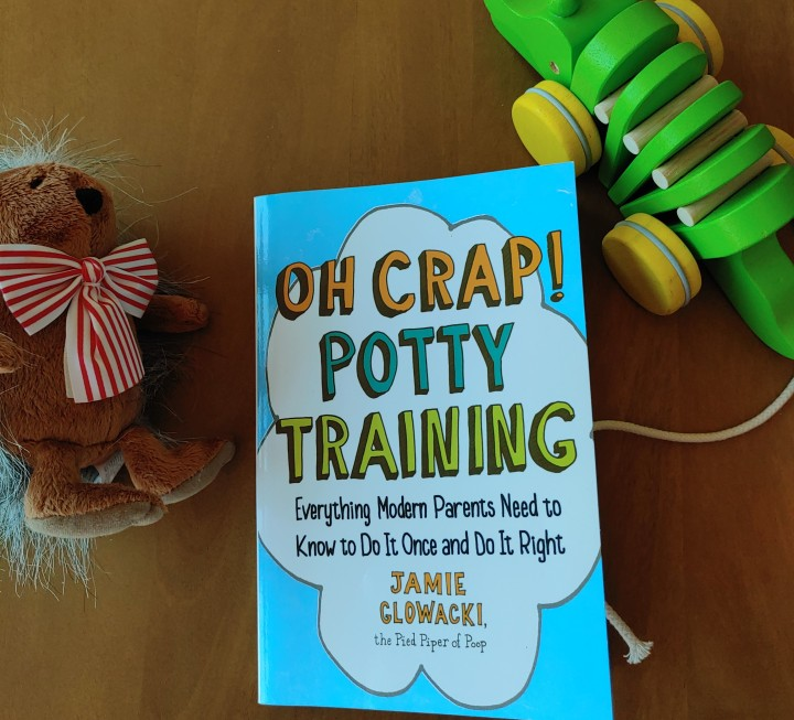 Oh Crap! Potty Training- Book Review