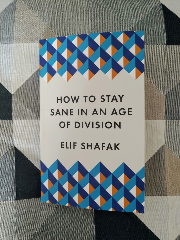 How to Stay Sane in an Age of Division – BookReview