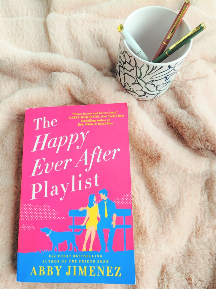 The Happy Ever After Playlist- BookReview
