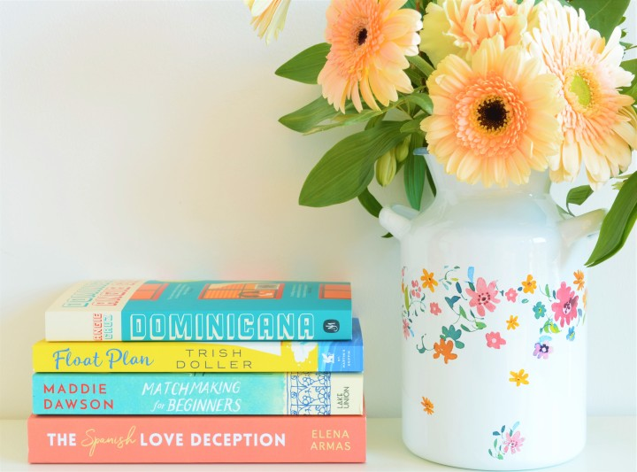 With Warm Weather Comes Bright Books! My Spring ReadingList