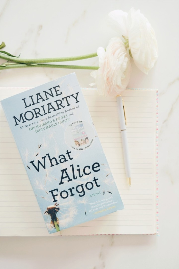 What Alice Forgot – Book Review