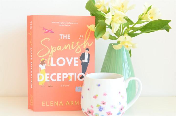 A Spanish Love Deception – BookReview
