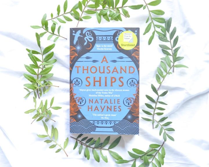 A Thousand Ships – BookReview