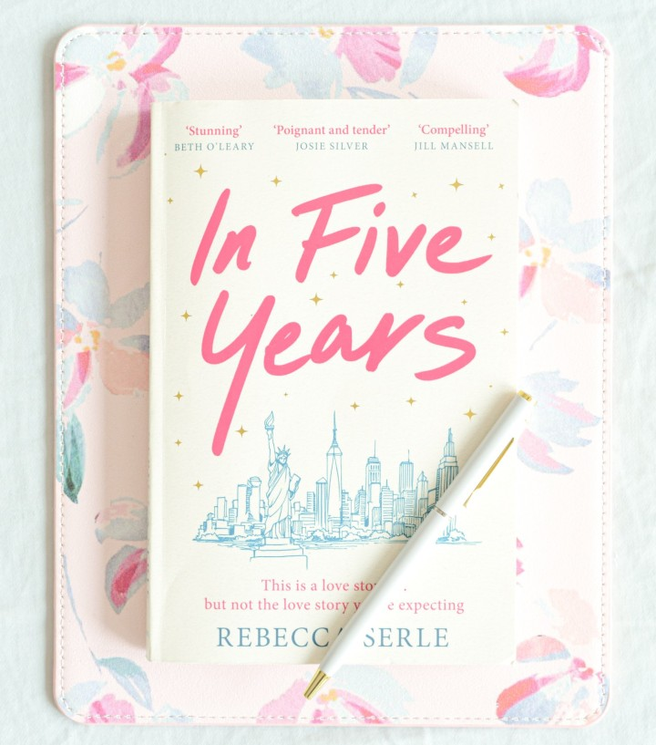 In Five Years- BookReview