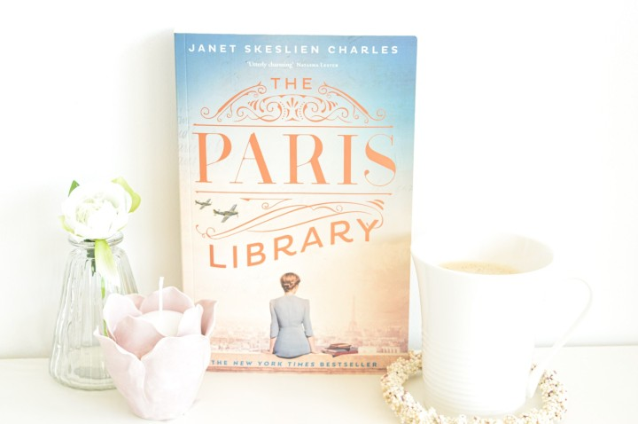 The Paris Library- BookReview