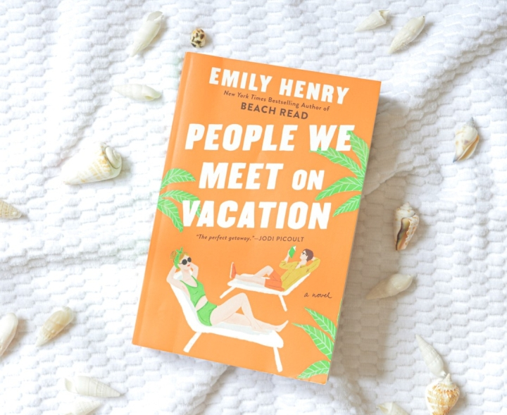 People We Meet on Vacation – BookReview