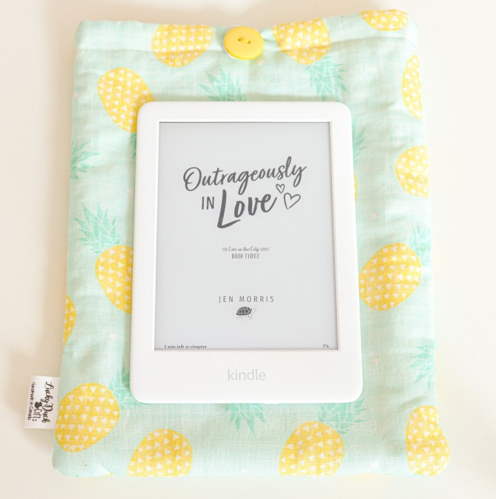 Outrageously In Love – BookReview